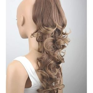 pretty hair Accessories - Hair Piece Ponytail Clip On Extension